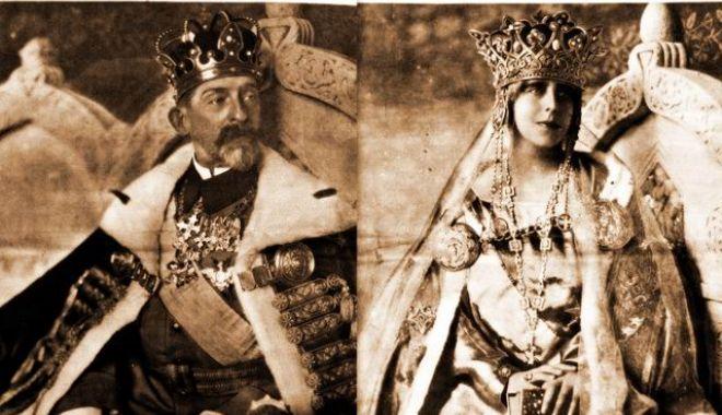 Foto: Regele Ferdinand, regele României Mari