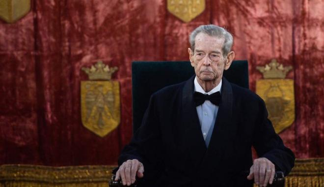 Foto: Starea de sănătate a Regelui Mihai, într-o continuă degradare
