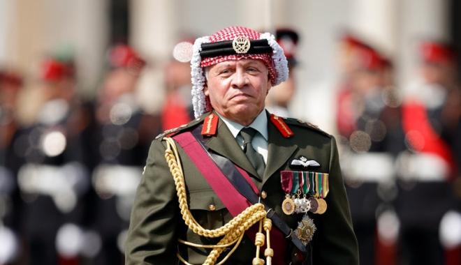 Foto: Regele Iordaniei întreprinde o vizită în Turcia