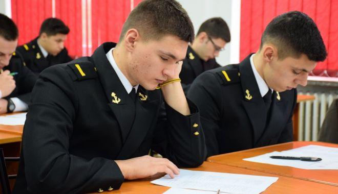 Foto: Reîncep probele de selecție pentru admiterea la Școala Militară de Maiștri Militari a Forțelor Navale