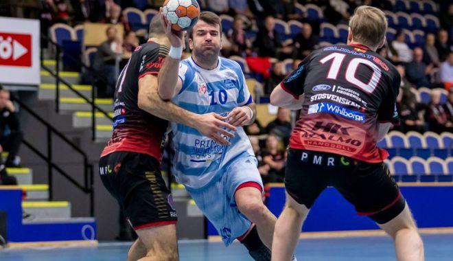 Foto: Reîntâlnire cu Sandu Iacob. Continuă HC Dobrogea Sud seria victoriilor?