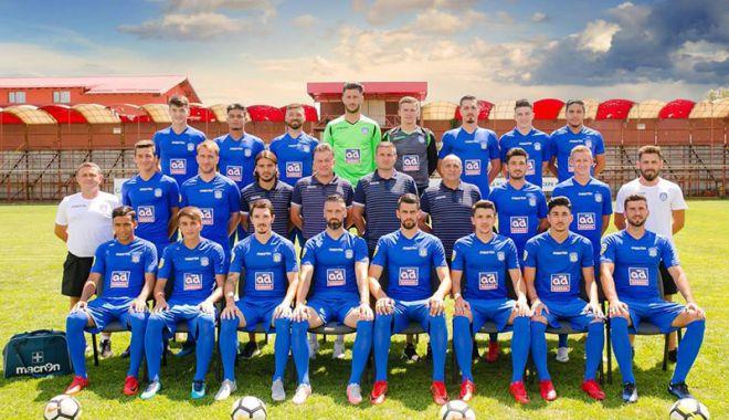 Foto: Reînvie echipa de fotbal Callatis Mangalia?