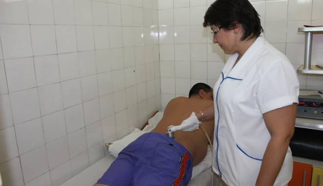 Foto: Relaxare şi tratament  la Sanatoriul Balnear Mangalia