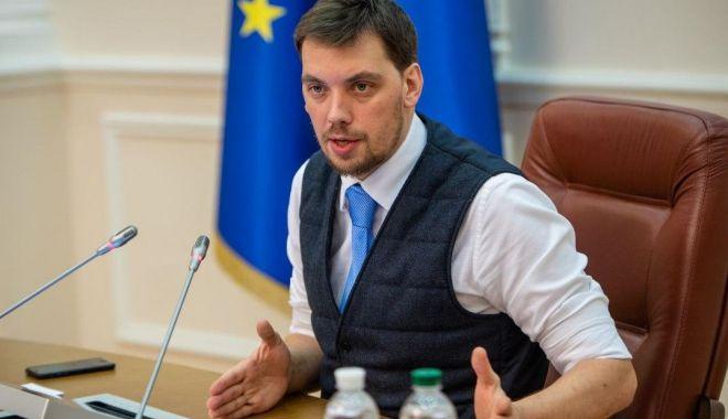 Foto: Remaniere a guvernului din Ucraina. Premierul a demisionat