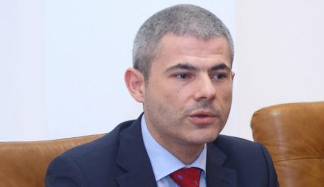 Foto: Remus Vulpescu, şeful OPSPI: Am fost scandalizat de documentele depuse de Diaconescu