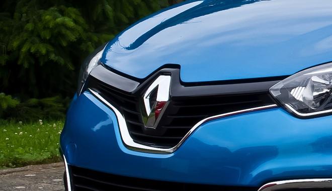 Foto: Renault lansează anul viitor un autoturism care va costa mai puțin de 5.000 de euro