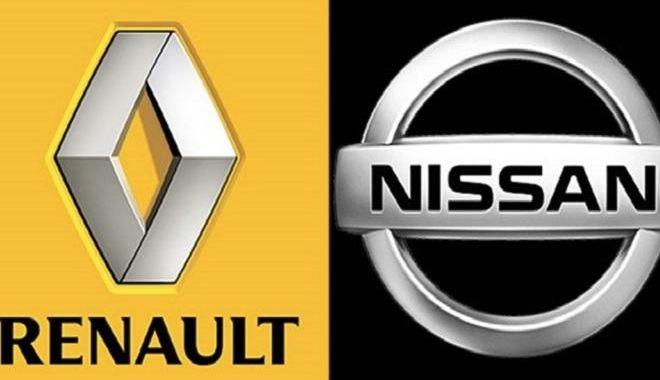 Foto: Renault fuzionează cu Nissan şi are planuri mari de dezvoltare