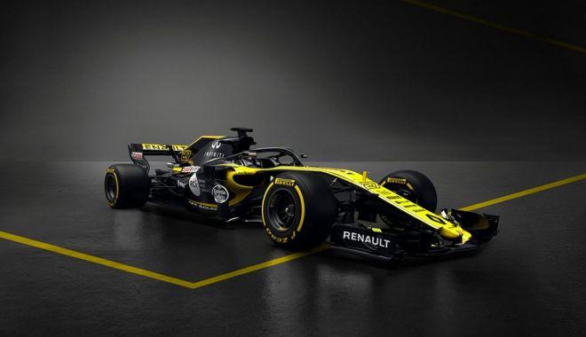 Foto: Galerie foto / Renault Sport Formula One Team prezintă monopostul pentru sezonul 2018