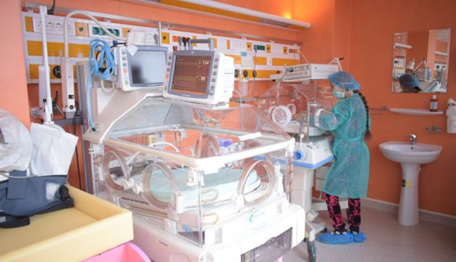 Totul pentru copii! Secţia de Terapie Intensivă Nou-Născuţi, în renovare - renovare2-1526822620.jpg