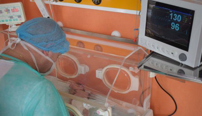 Totul pentru copii! Secţia de Terapie Intensivă Nou-Născuţi, în renovare - renovare7-1526822657.jpg