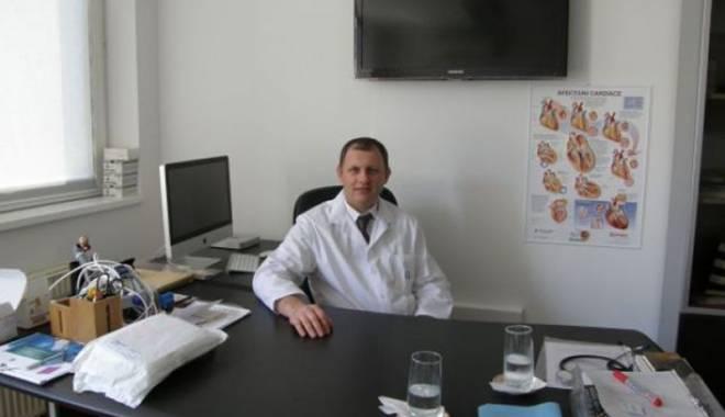 Renumit chirurg cardiovascular bucureștean dă consultații în Constanța - renumitchirurgcardiovascularbucu-1427227015.jpg