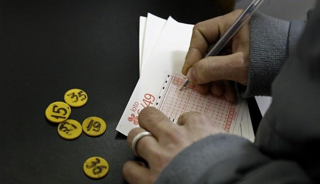 Foto: Loto. Report de aproximativ 1,3 milioane de euro la Loto 6 din 49 şi peste 2,1 milioane de euro la Joker