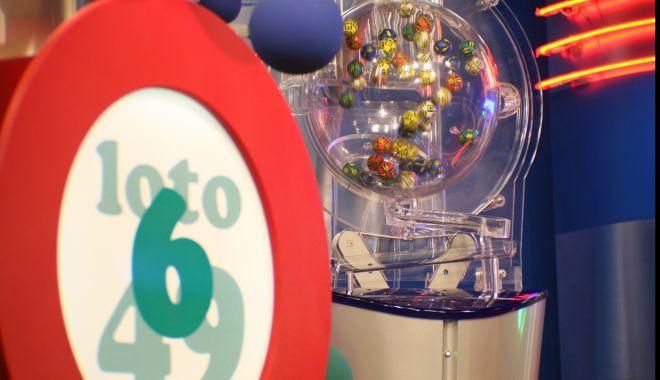 Foto: Report uriaş la 6 din 49, la tragerile loto din week-end