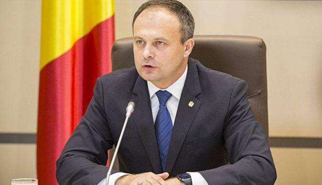 """Foto: """"Republica Moldova nu revendică noi teritorii, ea revendică dreptul de a conta"""""""