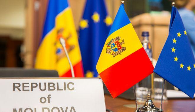 Foto: Republica  Moldova ratează suta de milioane  de euro  din partea UE