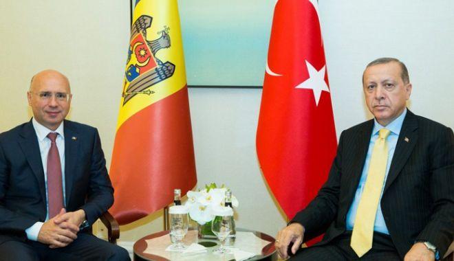 """Foto: """"Republica Moldova şi Turcia  au semnat cinci noi acorduri bilaterale"""""""
