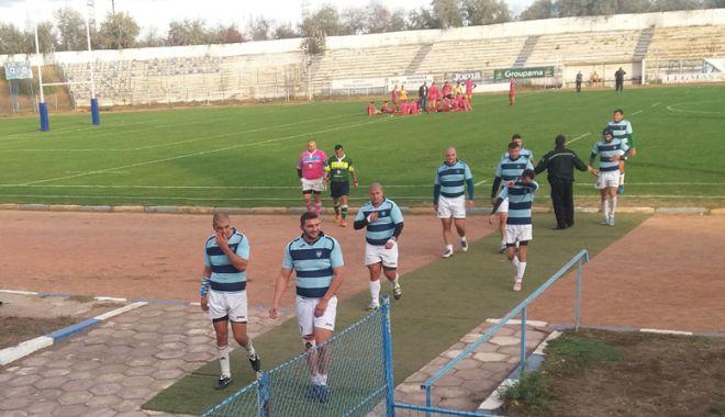 Foto: Restanţă cu noroc pentru CS Năvodari, în DNS la rugby