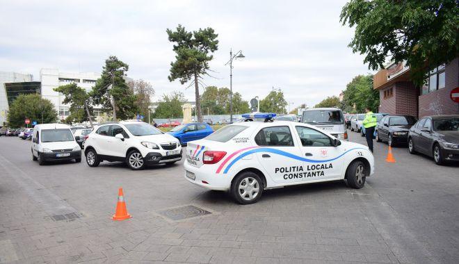Restricţii de circulaţie în Constanţa, mâine după-amiază, pe bulevardul Tomis şi în Peninsulă