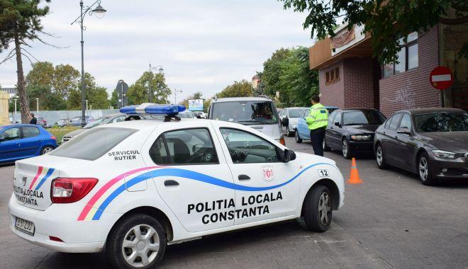 Foto: Atenţie, constănţeni, se filmează! Restricţii de trafic în zona peninsulară