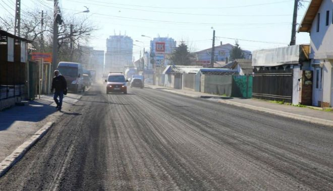 Foto: Trafic rutier restricționat total, sâmbătă, pe strada Nicolae Filimon