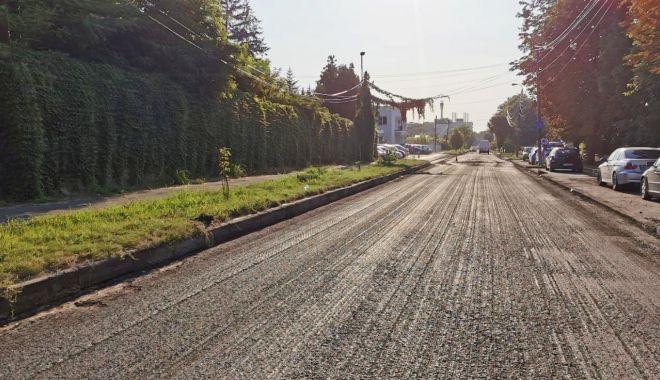 Restricții de circulație pe un tronson al străzii Caraiman - restrictii-1627473264.jpg