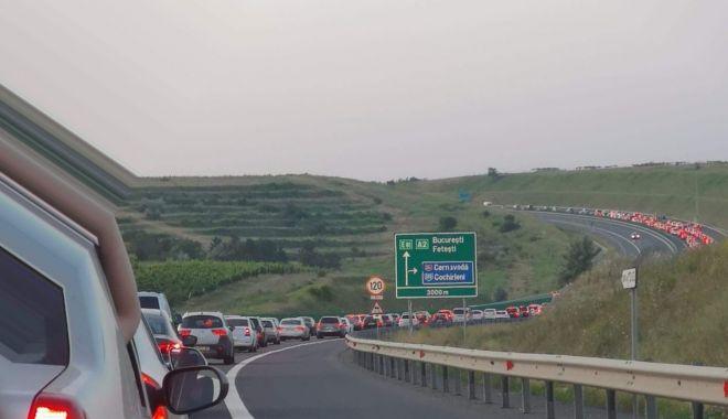 Restricţii de circulaţie pentru maşinile de tonaj, cauzate de caniculă, în aproape toată ţara - restrictii-1627544499.jpg