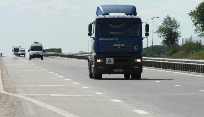 Foto: Restricţii pe şoselele din judeţul Constanţa de Ziua Marinei Române