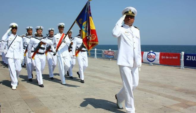 Foto: Restricţii de circulaţie de Ziua Marinei Române, la Constanţa