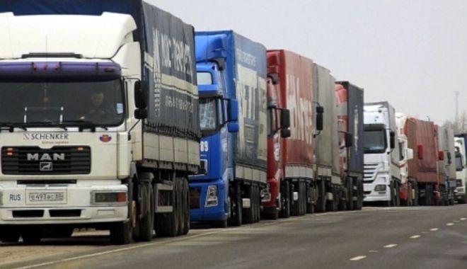 Foto: Restricții de circulație impuse de Ministerul Transporturilor
