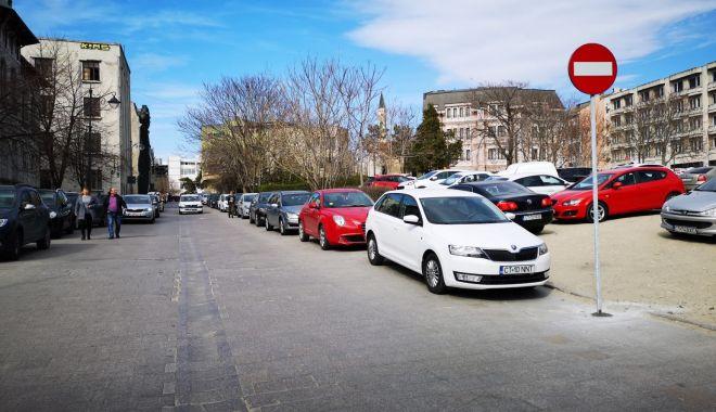 Foto: Restricţii de circulaţie în zona peninsulară. Care este motivul