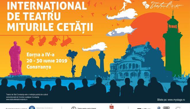 """Foto: Restricții de trafic cu ocazia Festivalului Internațional de Teatru """"Miturile Cetății"""""""