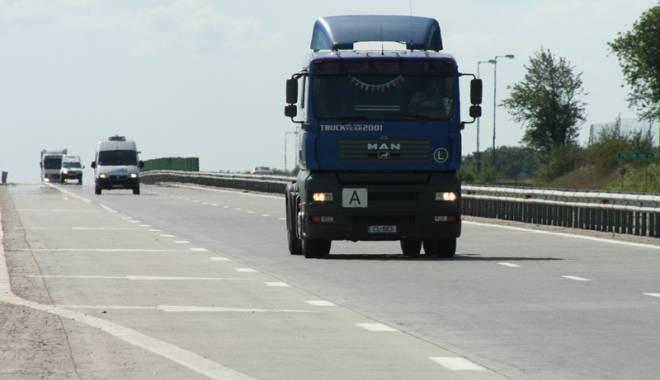 Foto: Restricţii pe şoselele  din Constanţa, de Rusalii