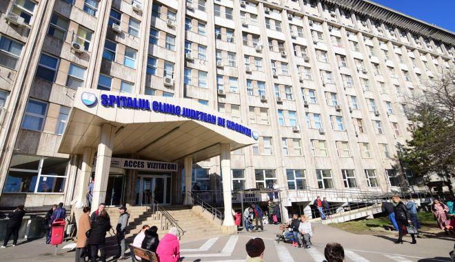 Foto: Accesul vizitatorilor în Spitalul de Urgență a fost limitat