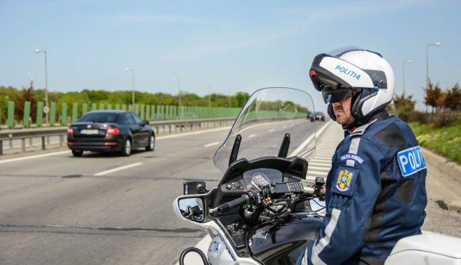 Foto: Restricții  de week-end pe Autostrada Soarelui. Atenţie cum circulaţi!