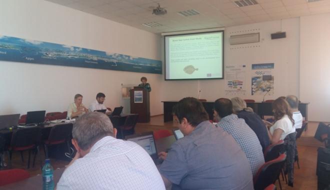 Foto: Resursele de peşte din Marea Neagră, în atenţia biologilor