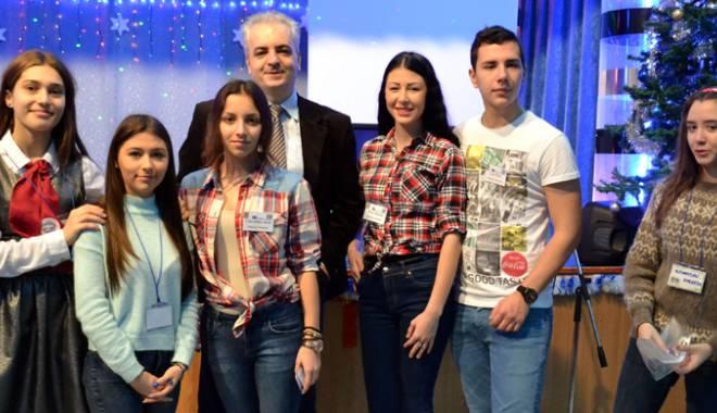 Foto: Reţea de turism educativ pentru tineret, promovată la Medgidia