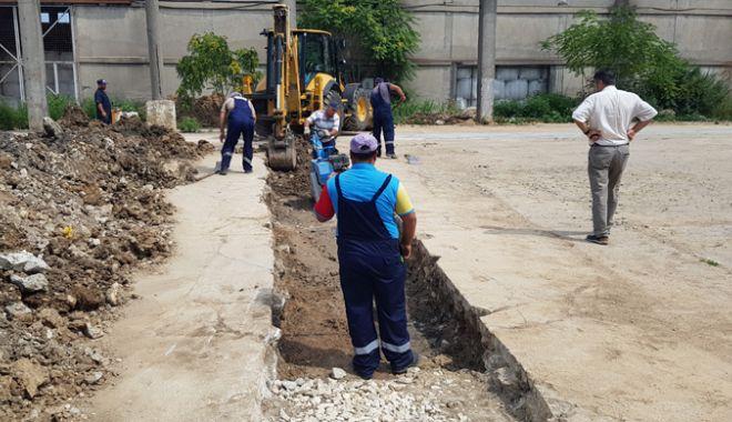Rețeaua de apă construită în portul vechi, pe timpul lui Anghel Saligny, va fi schimbată - reteauadeapa14-1539956027.jpg