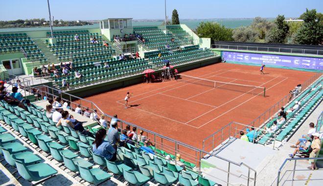 Foto: Revin turneele de anvergură, pe arenele Tenis Club Idu Mamaia
