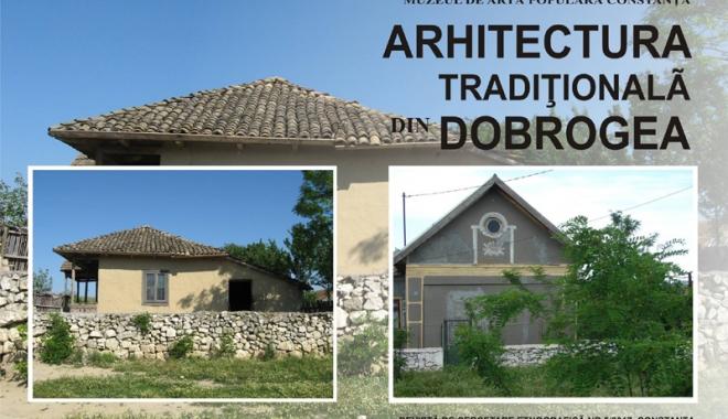 Foto: Cum arată arhitectura populară din Dobrogea