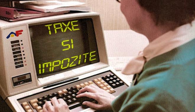 """Foto: """"Revoluţia fiscală"""" găureşte bugetele statului cu 5,2 miliarde de lei"""