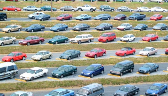Foto: Biroul Primăriei Constanţa pentru rezervarea parcărilor se mută pe str. Ecaterina Varga