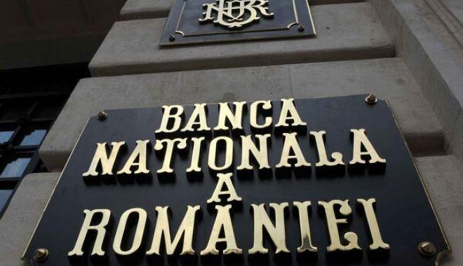Declin al rezervele internaționale de la BNR