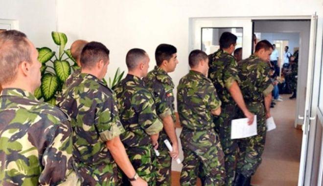 Foto: Vești bune! MApN prelungeşte procesul de recrutare a rezerviştilor voluntari