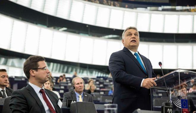 """Foto: """"Rezoluţia Sargentini"""". Ungaria face contestaţie la Curtea de Justiţie a UE"""