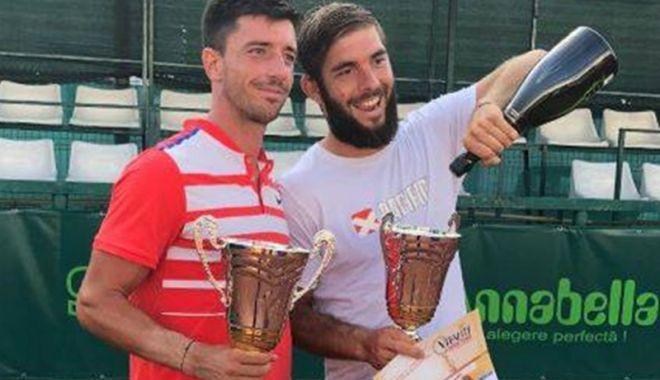 Foto: Semifinale şi finale pentru jucătorii de tenis din Constanţa