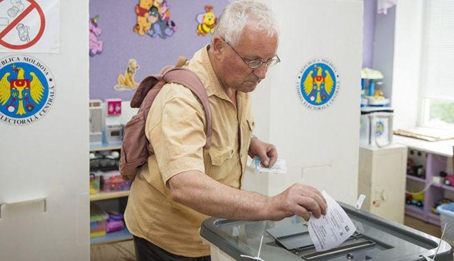 Foto: Rezultatele finale ale alegerilor din Republica Moldova, aprobate