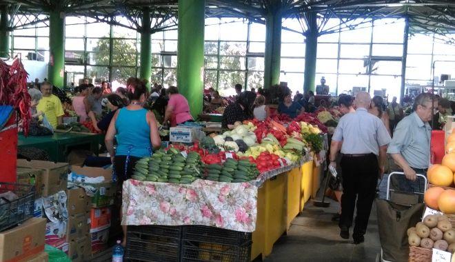 Foto: Rezultatele controalelor din piețe și târguri infirmă zvonurile alarmiste lansate de Liviu Dragnea