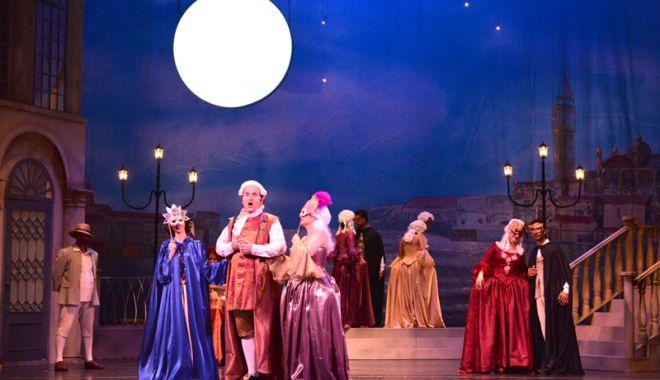 """Foto: Unde puteţi petrece """"O noapte la Veneţia"""" şi vă puteţi întâlni şi cu """"Rigoletto"""""""