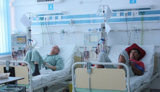 Foto: Una din zece persoane suferă de o boală renală