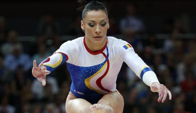 Foto: Constănţeanca Cătălina Ponor, campioană europeană la bârnă